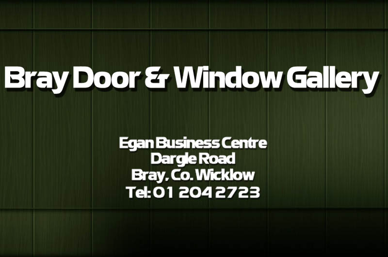 Bray Door & Window Gallery